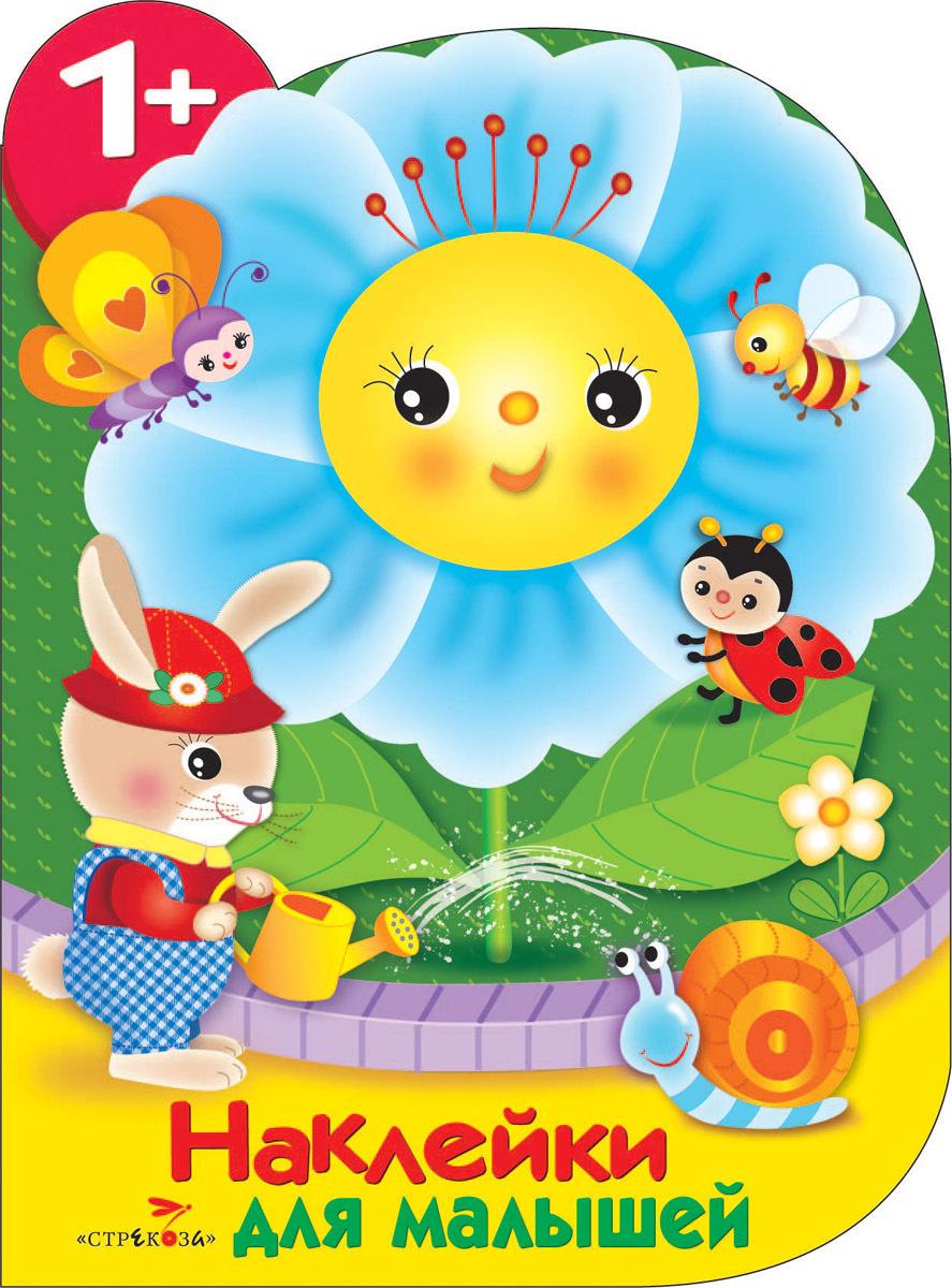 Е. Деньго Наклейки для малышей. Цветочек для попугаев полезные комнатные цветы