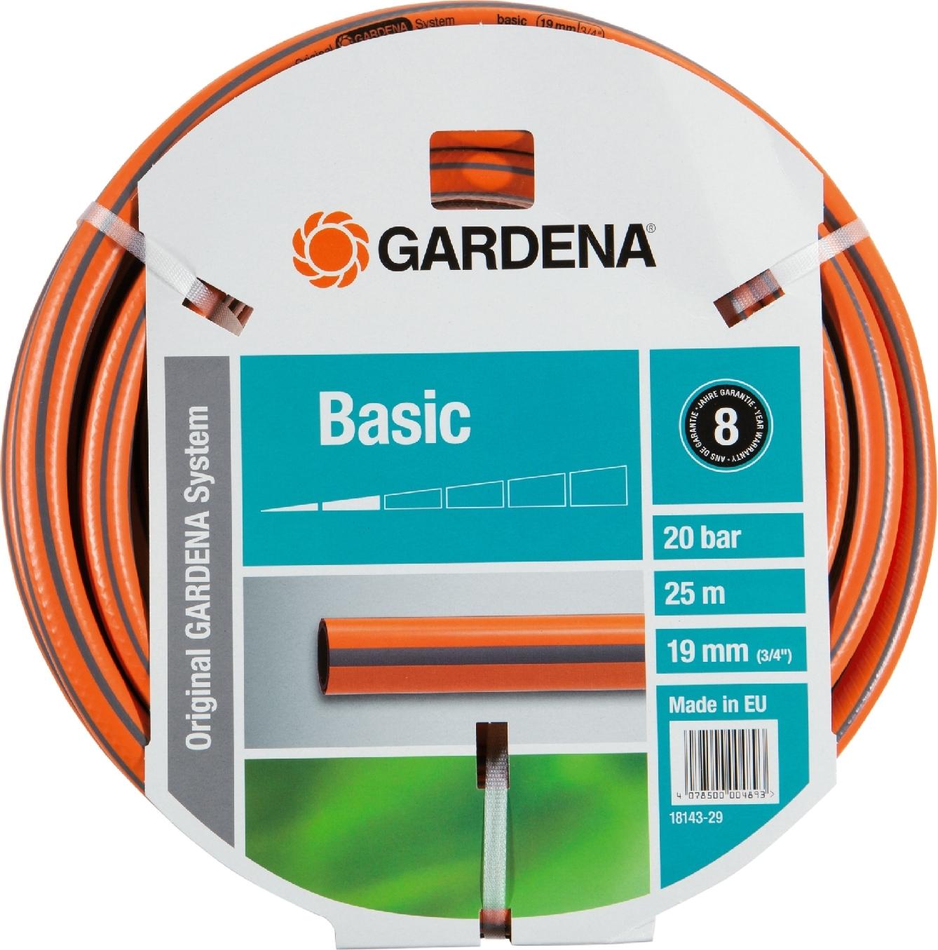 Шланг поливочный GARDENA 18143-29.000.00 шланг gardena 13015 20