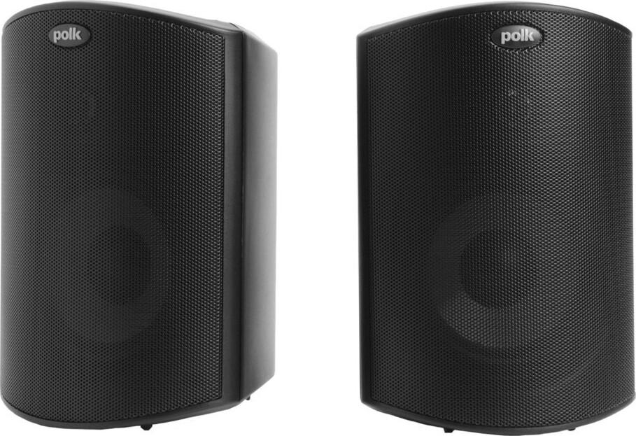 Polk Audio Atrium 4 Black всепогодная акустическая система (пара)