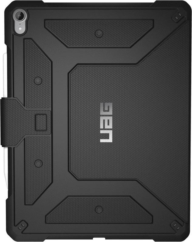 """Защитный чехол UAG для iPad Pro 12.9"""" 2018 серия Metropolis цвет черный/121396114040/8"""