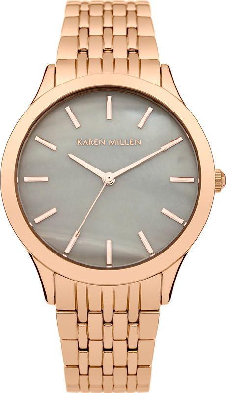 Наручные часы Karen Millen KM106ERGM