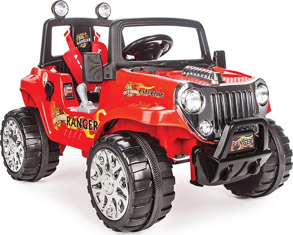 Электромобиль Pilsan Ranger электромобиль pilsan apache 12 v 5203 plsn