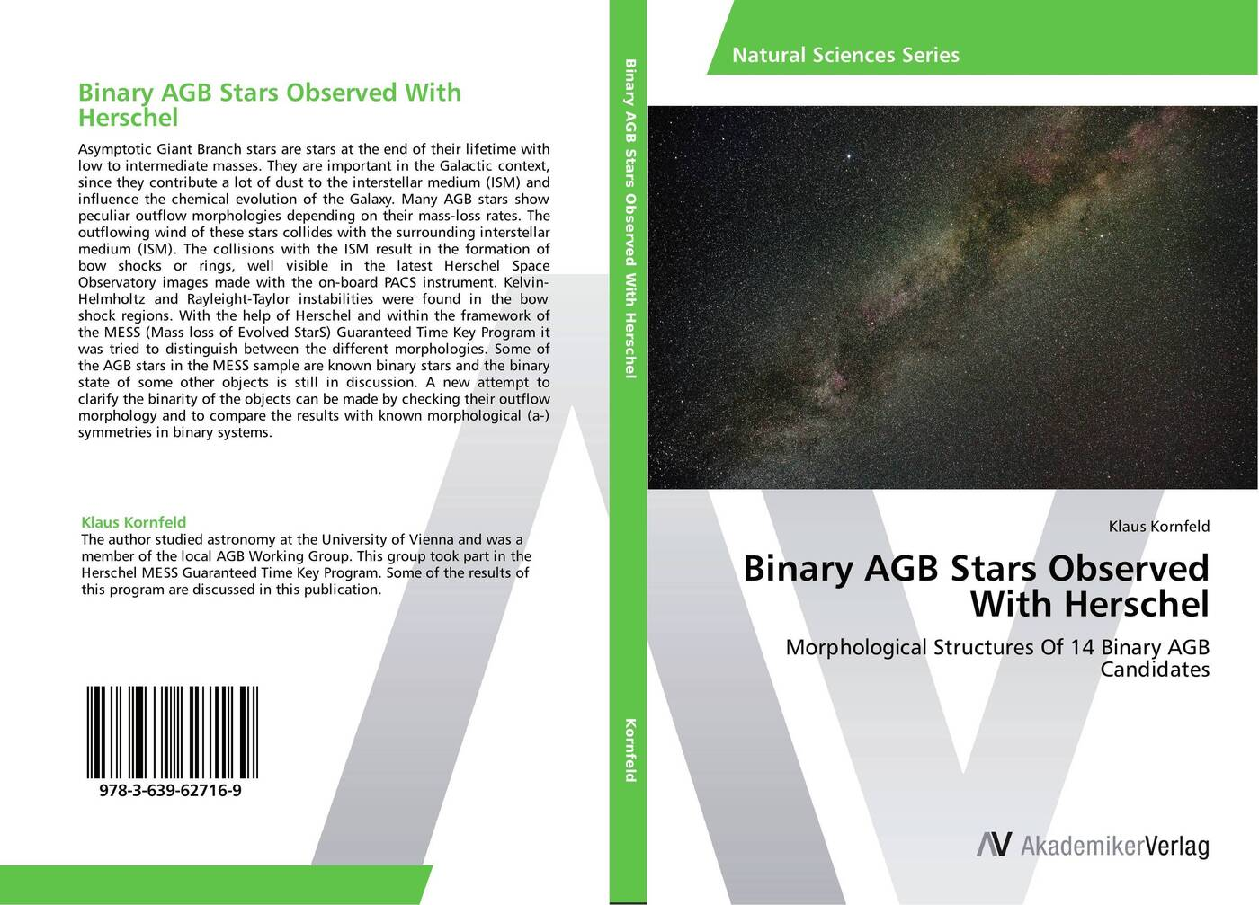 Klaus Kornfeld Binary AGB Stars Observed With Herschel binary star