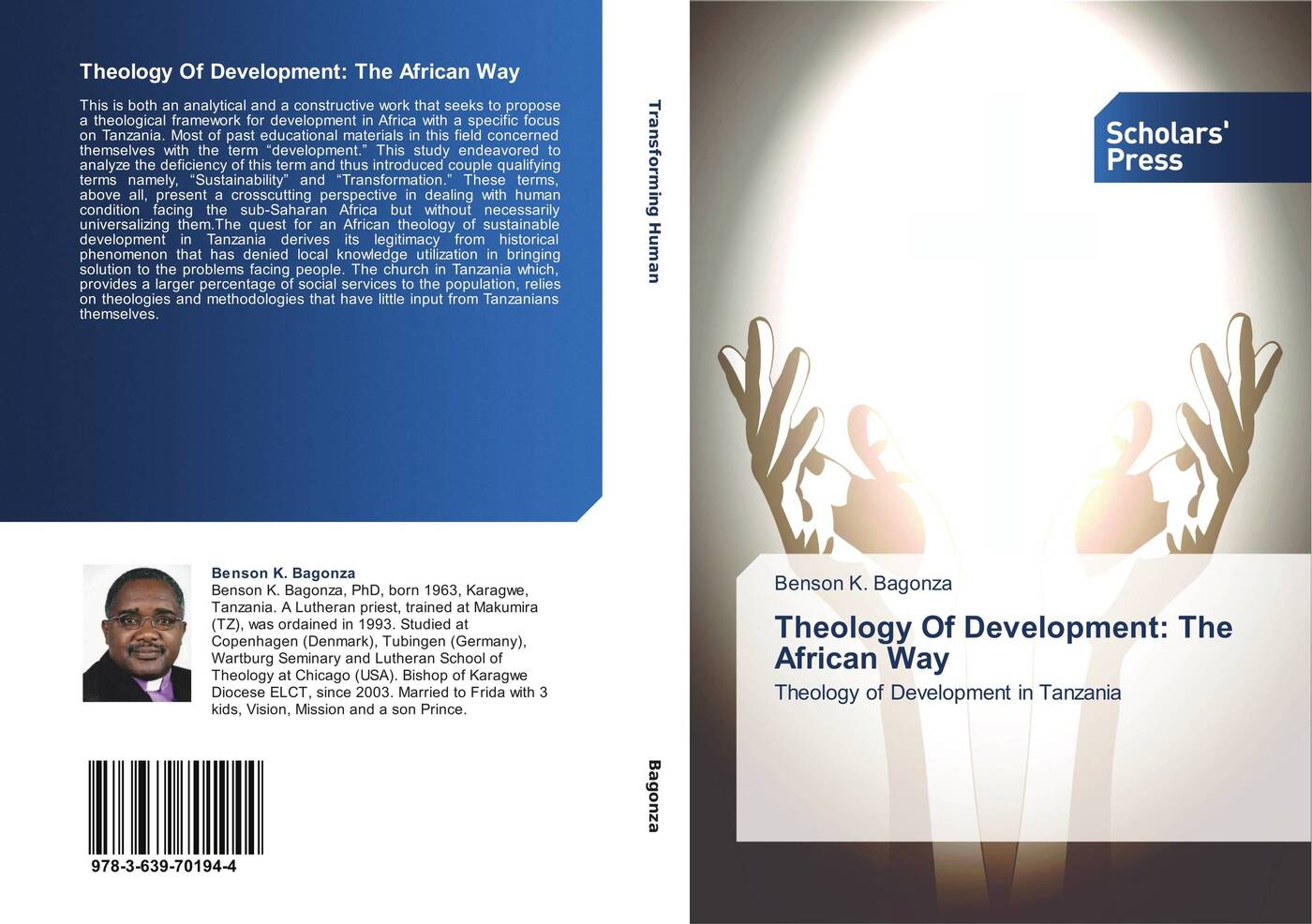 Benson K. Bagonza Theology Of Development: The African Way sarah musau a distant dream exploring the impact of women rights on tanzania s development
