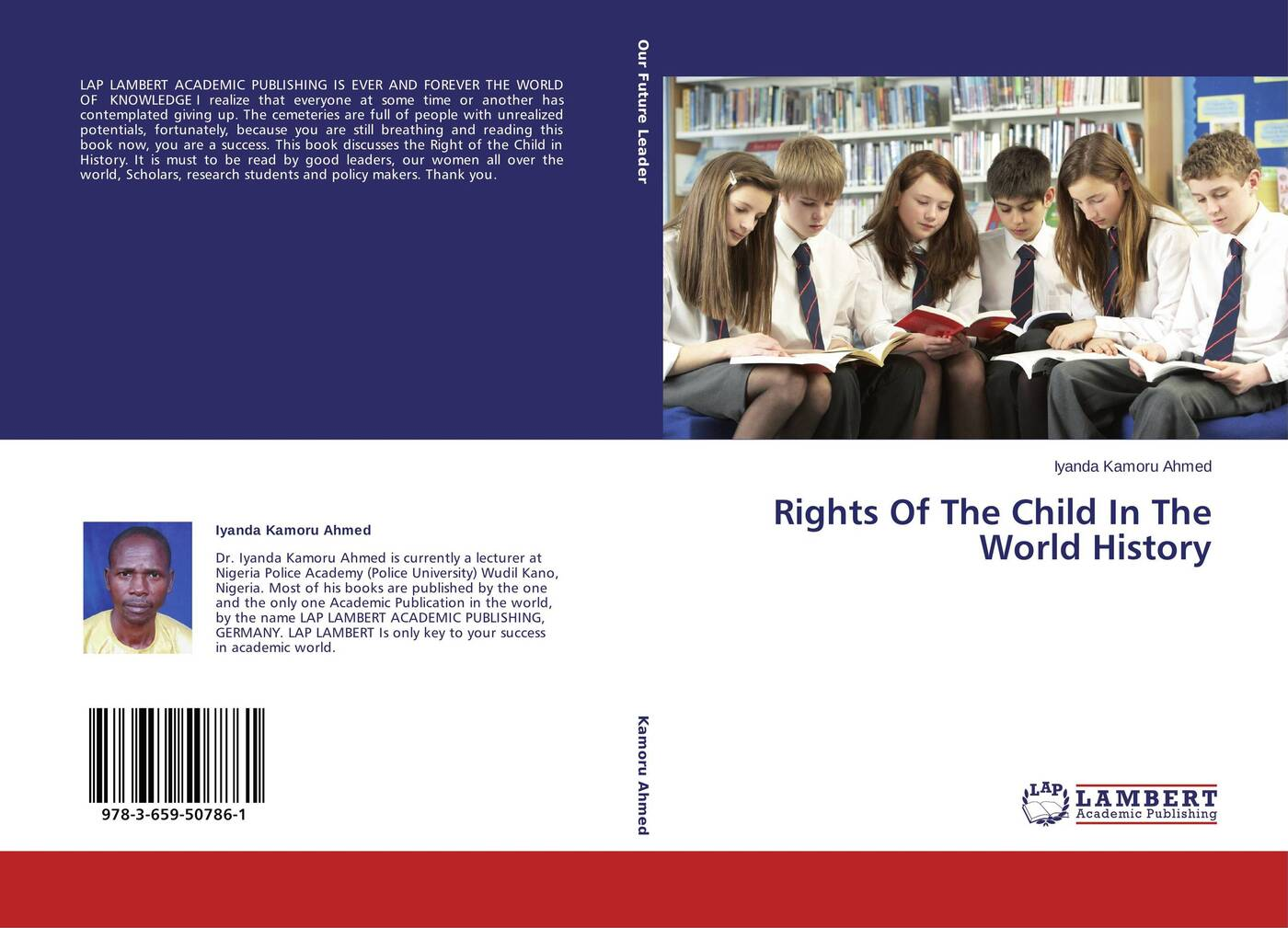 Iyanda Kamoru Ahmed Rights Of The Child In The World History iyanda kamoru ahmed the rudiments of human rights in the world history