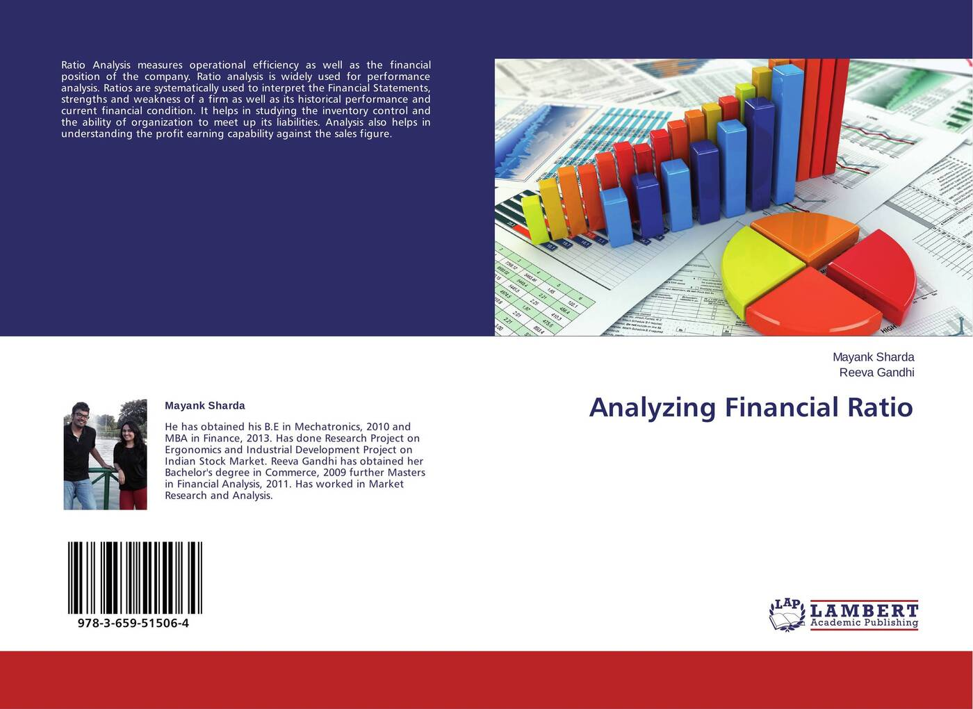 Mayank Sharda and Reeva Gandhi Analyzing Financial Ratio frank fabozzi j analysis of financial statements