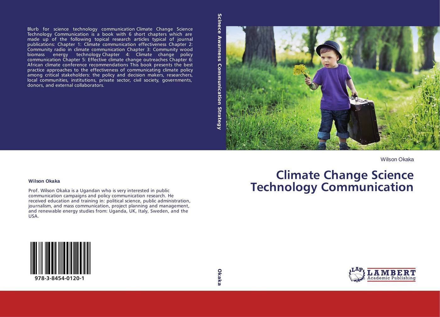 Wilson Okaka Climate Change Science Technology Communication climate changed