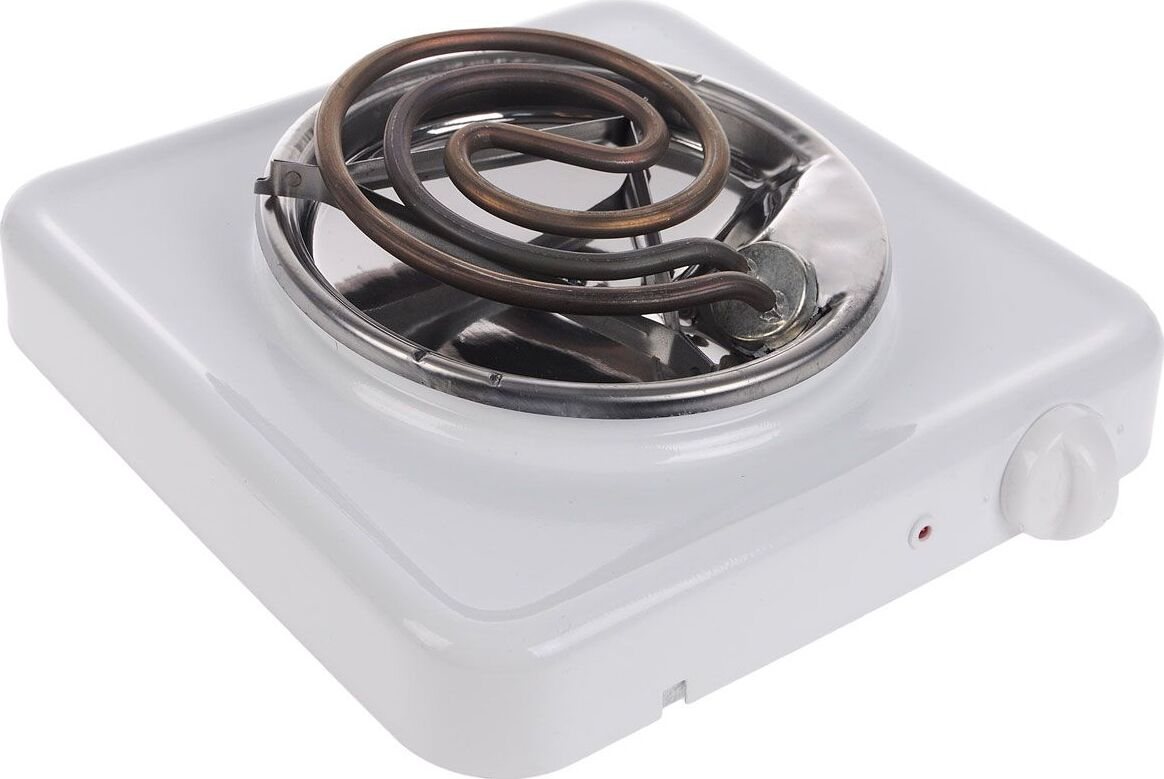 Плитка электрическая Пскова ЭПТ-1-1.0 1 конфорка белая