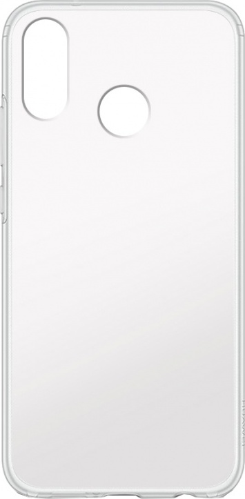 Чехол силиконовый прозрачный для Huawei HONOR 20 lite