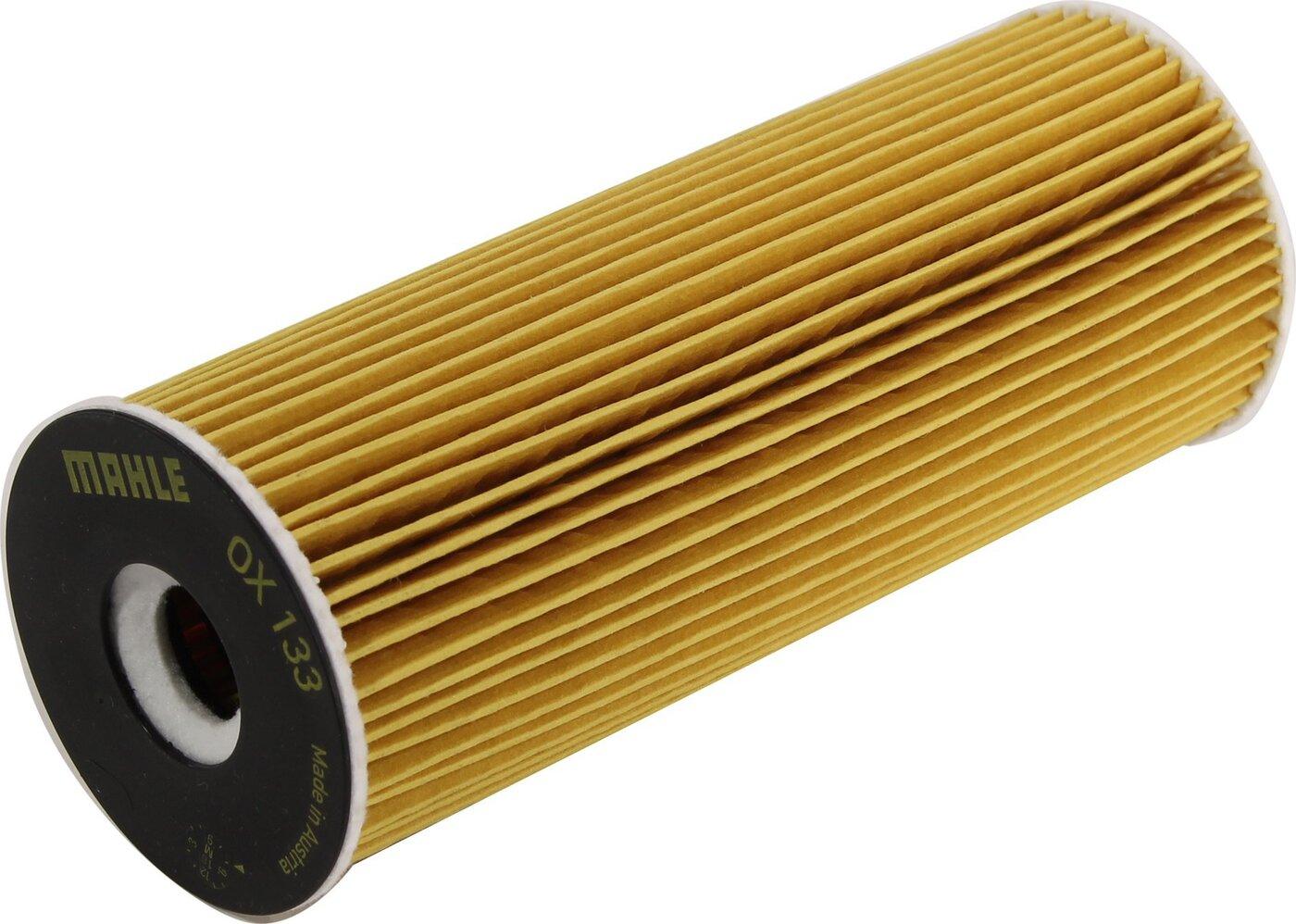 Масляный фильтр Mahle ORIGINAL OX133D