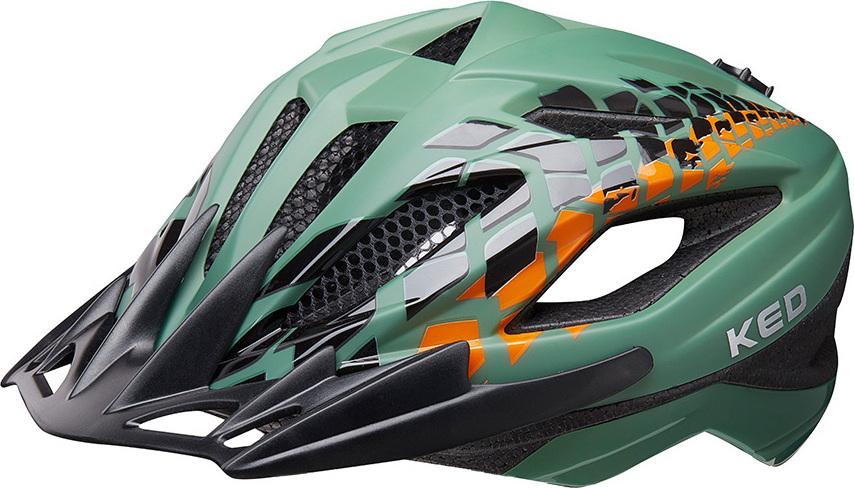 Шлем KED Street Junior Pro Olive, размер S