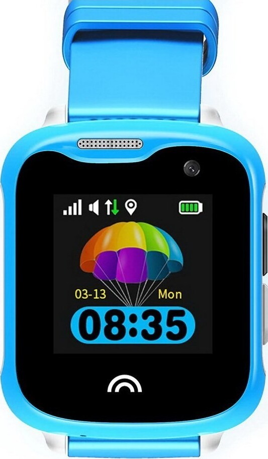 Умные часы ZUP Kids Gps Watch, Синий, 1908