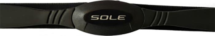 Комплект для велокомпьютера Sole Fitness Chestbelt, черный