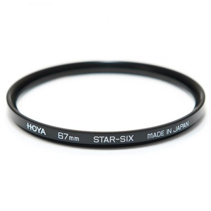 Светофильтр HOYA STAR-SIX 67