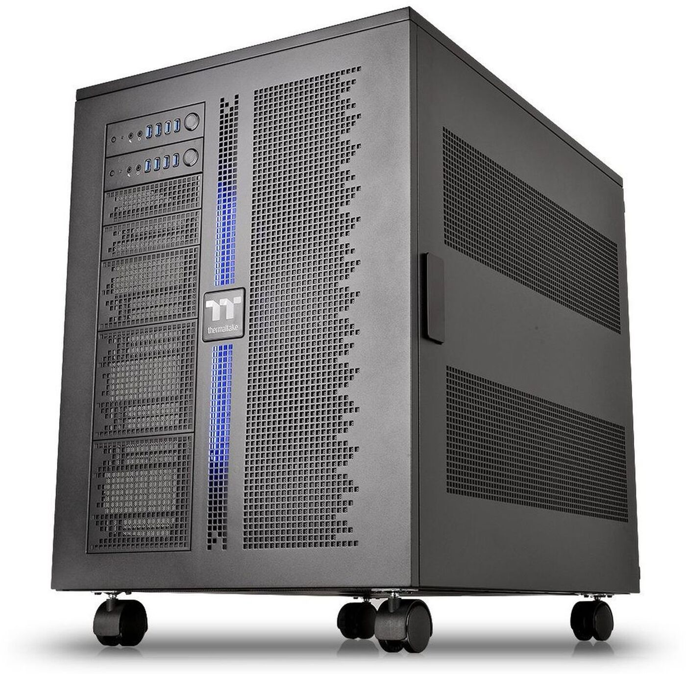 Корпус компьютерный Thermaltake Case Core W200 Super Tower, Black, Window, Без БП, Full ATX, CA-1F5-00F1WN-00