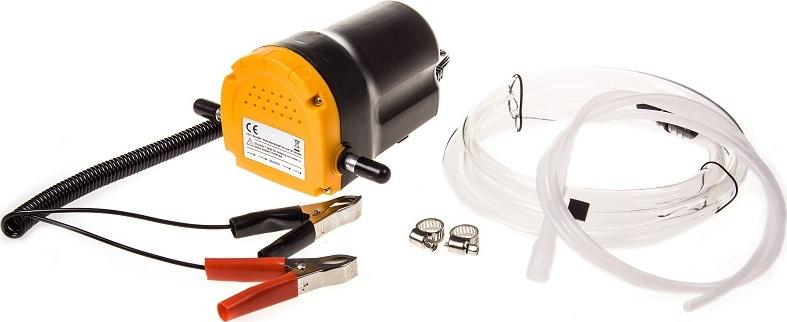 Насос перекачки масла/топлива роторный 24V 0,2/1,5 л/мин SKYWAY