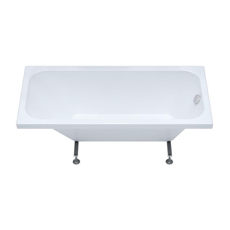 Акриловая ванна Triton Ультра 140x70 прямоугольная