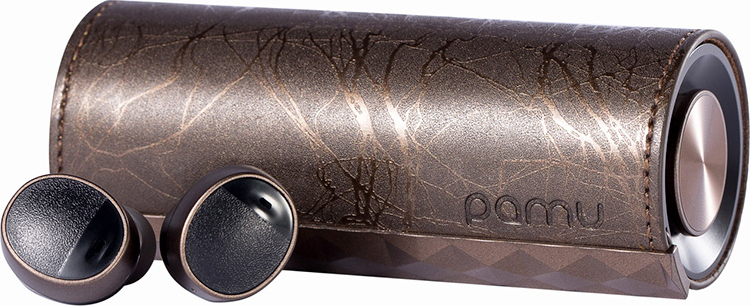 Беспроводные наушники Padmate Scroll T3 Rock N Roll