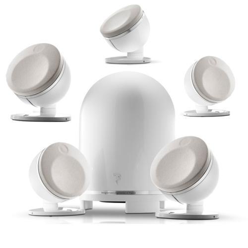 Комплекты акустики Focal Pack Dome 5.1 white