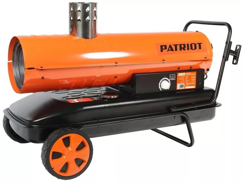 Дизельная тепловая пушка PATRIOT DTC-125