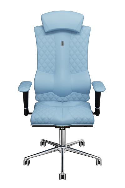 Эргономичное Кресло KULIK SYSTEM ELEGANCE Светло-синий