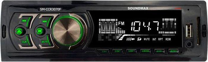 Автомагнитола Soundmax SM-CCR3070F