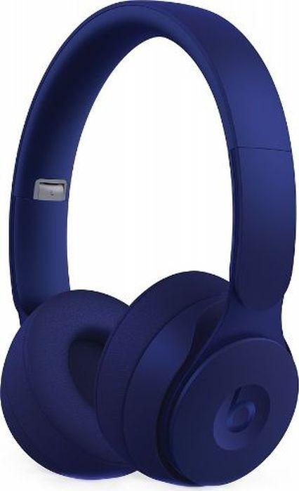 Беспроводные наушники Beats Solo Pro, темно-синий