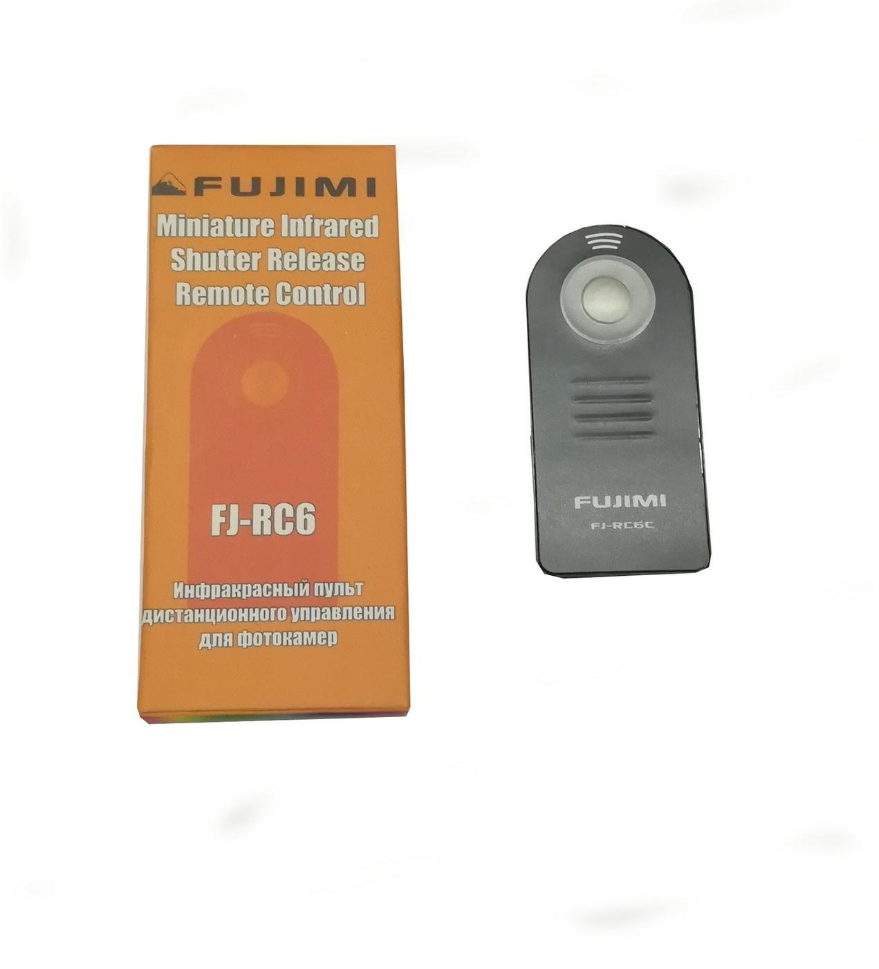 Пульты ДУ FUJIMI FJ-RC6C инфракрасный для фотоаппаратов Canon
