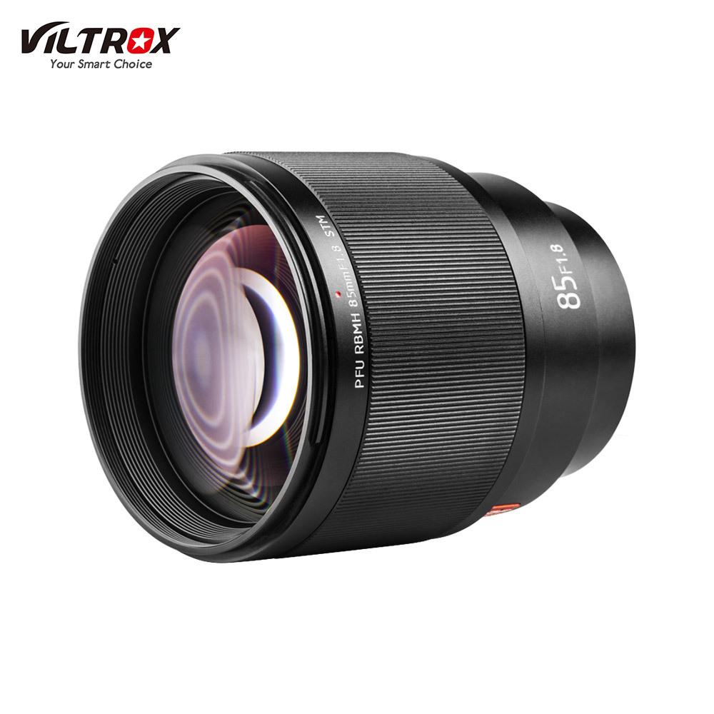 Viltrox 85 мм F1.8 STM Профессиональная полнокадровая камера
