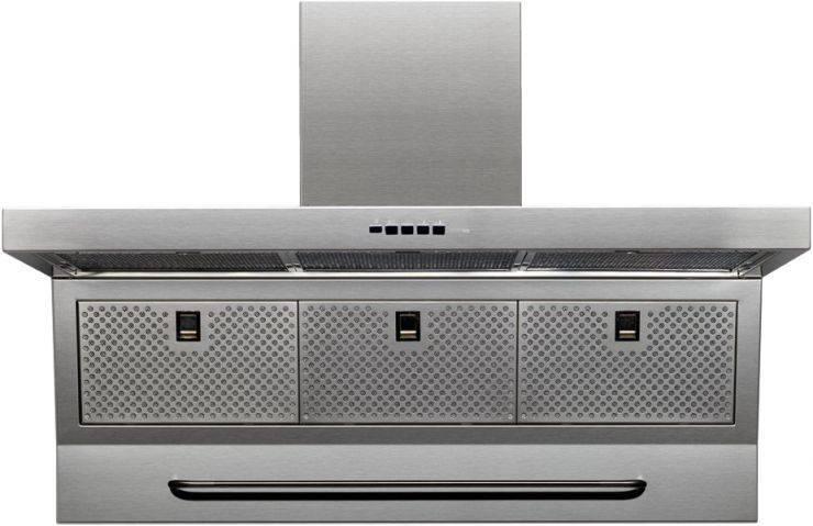 Кухонная вытяжка FALMEC MASTER 90 IX (800) ECP