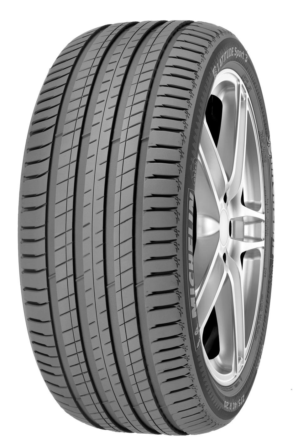 """Шины автомобильные Michelin 235/55 R19"""" W (до 270 км/ч) 101 (825 кг) Лето Нешипованные"""