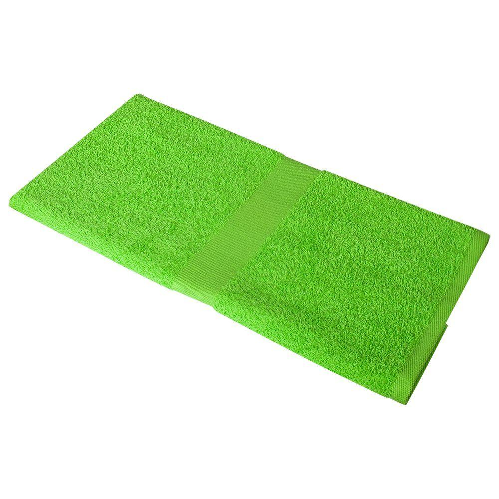Полотенце махровое Soft Me Medium, зеленое яблоко