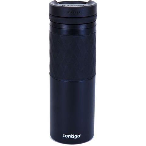 Tepмокружка Contigo Glaze (0.47 литра), черная (contigo0775)