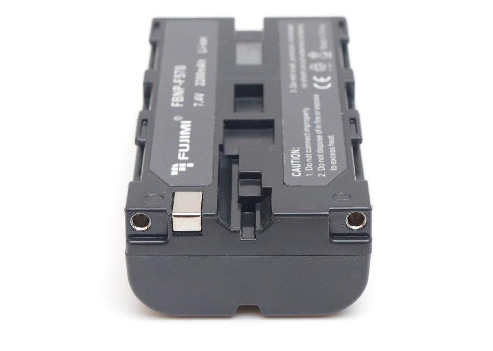 Аккумулятор Fujimi FBNP-F570 2200 мАч, типа Sony NP-F