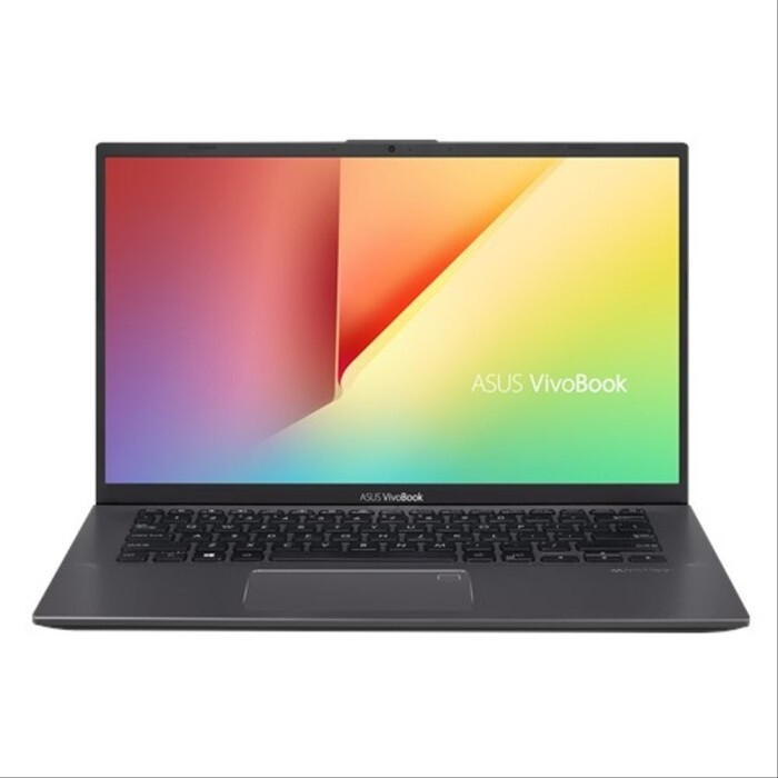 "14"" ноутбук asus vivobook f412da-ek507r, amd ryzen 3 3200u (2.6 ггц), ram 4 гб, ssd 256 гб, amd radeon vega 3, windows 10 pro, (90nb0m52-m09500)"