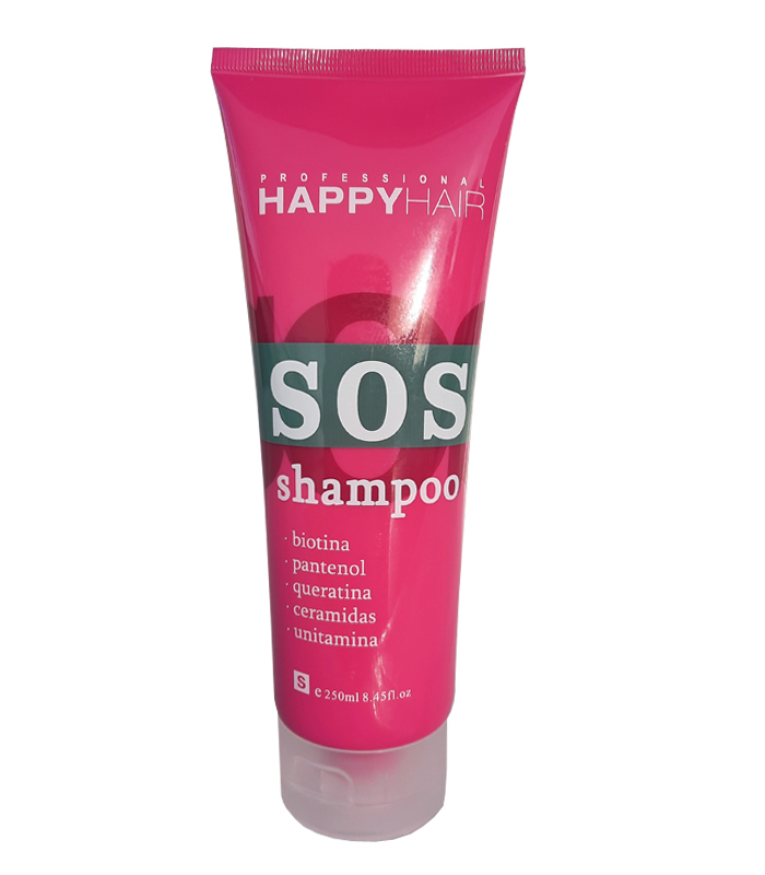HAPPY HAIR Шампунь SOS без сульфатов 250 мл