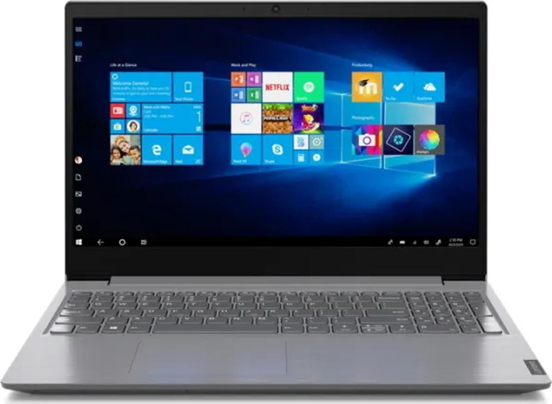 """15.6"""" ноутбук lenovo v15 g1 iml, intel core i3-10110u (2.1 ггц), ram 8 гб, ssd 256 гб, intel uhd graphics, без системы, (82nb001gru)"""