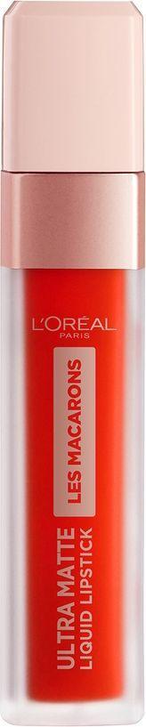 Ультрастойкая губная помада L'Oreal Paris Infaillible Les Macarons, оттенок 826, Mademoisell  #1
