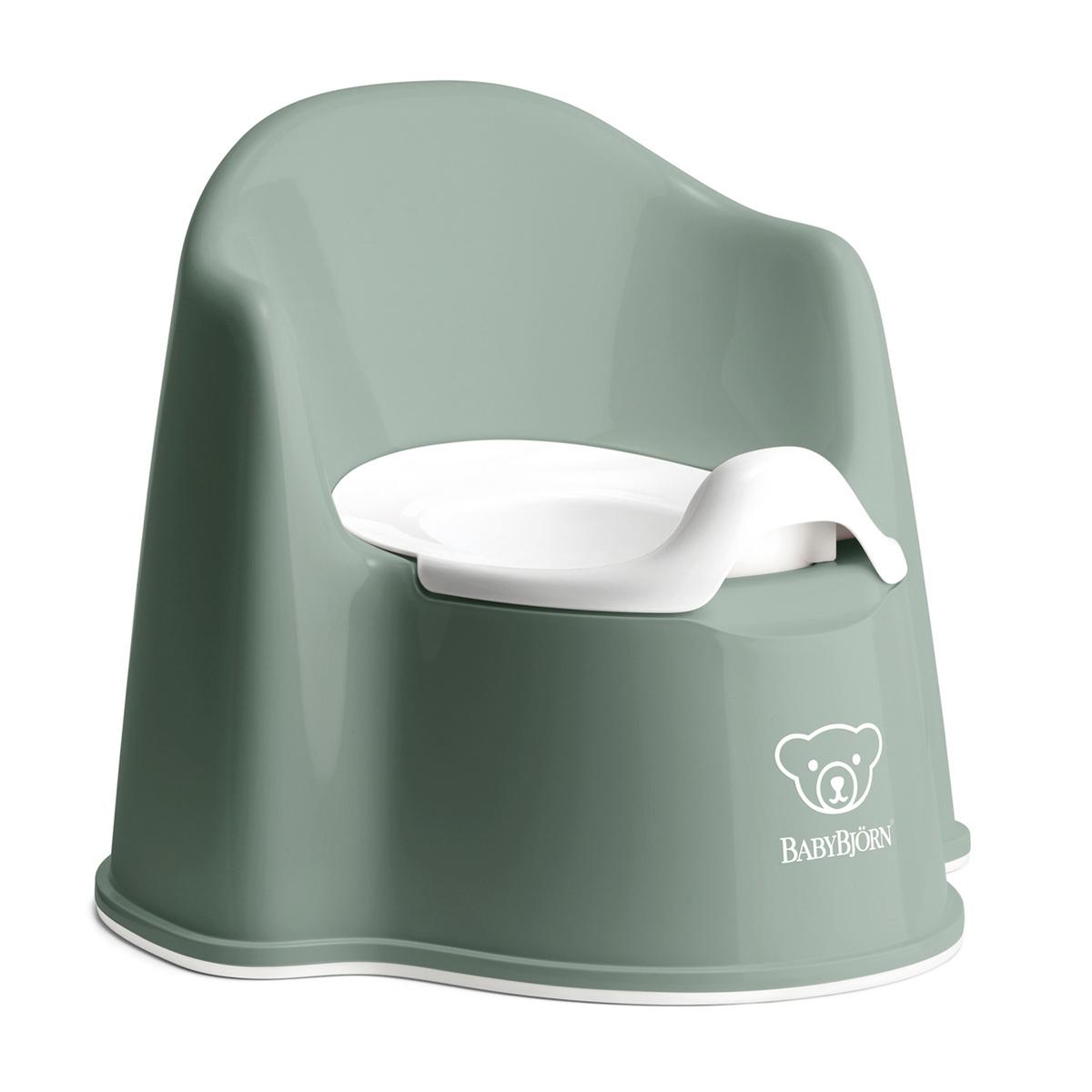 BabyBjorn Горшок-кресло, цвет: зеленый #1