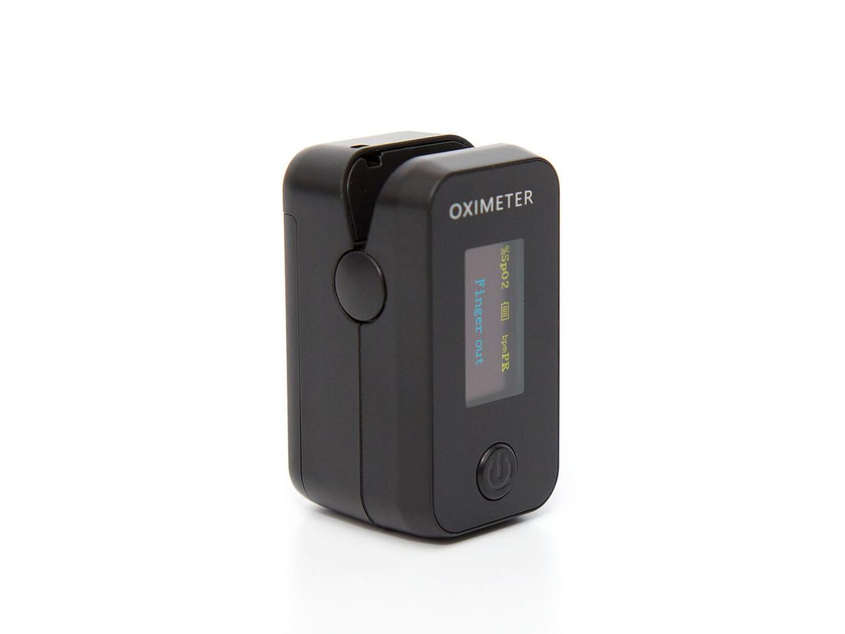 Пульсоксиметр для измерения кислорода в крови #1
