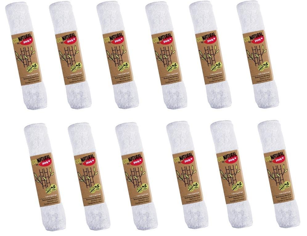 Салфетка БАМБУК Eco Natural, Размер 25 см * 25 см, 12 шт #1