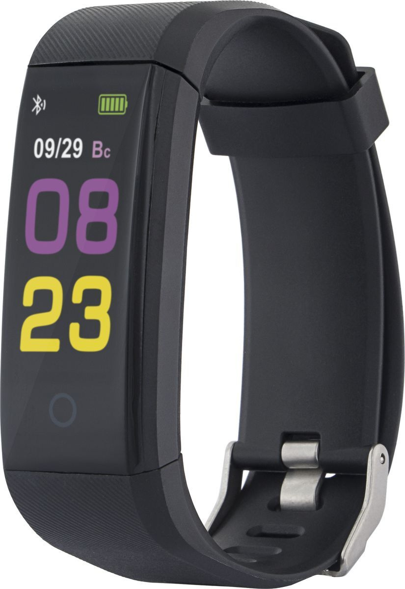 Фитнес-браслет Bizzaro F330, черный #1