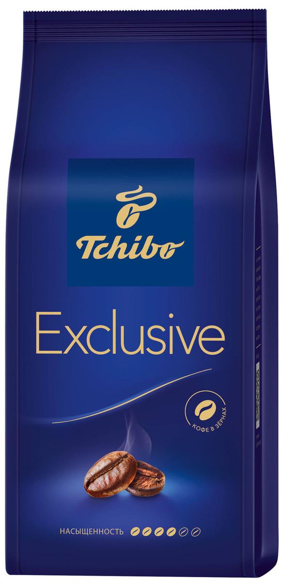 Tchibo Exclusive кофе в зернах, 250 г #1