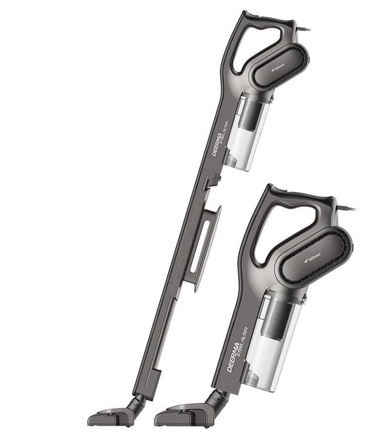 Вертикальный пылесос Deerma DX700S серый  #1