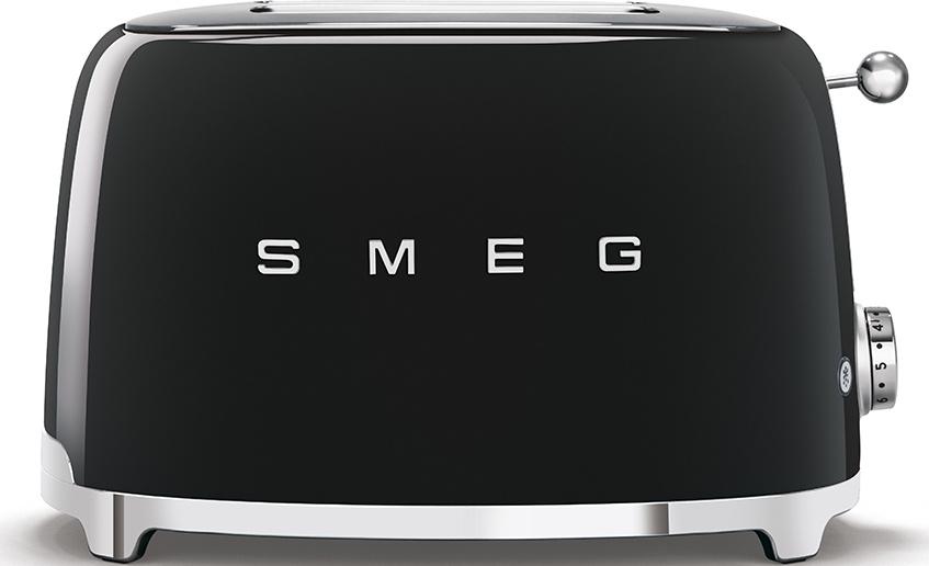 Тостер Smeg TSF01, черный #1