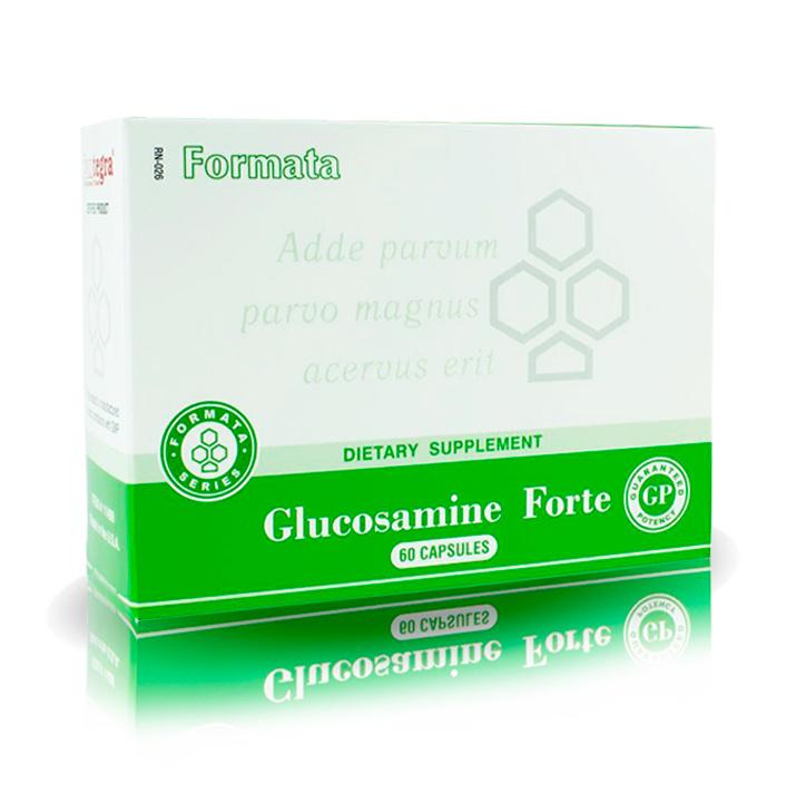 "Glucosamine Forte ""Santegra"", (Глюкозамин Форте). Хондроитин, хондропротектор, 300 мг  #1"