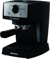 Рожковая кофеварка Ariete 1366/50 Picasso Cialdissima Черный