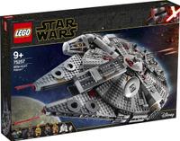 Конструктор LEGO Star Wars Episode IX 75257 Сокол Тысячелетия. Наши лучшие предложения