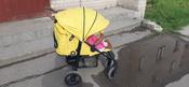 Прогулочная коляска Nuovita Corso (Giallo, Nero / Желтый, Черный) #15, Анастасия Б.