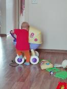 """Полесье коляска для кукол """"Arina"""" 4-х колёсная в пакете #8, Калинина Анна Сергеевна"""